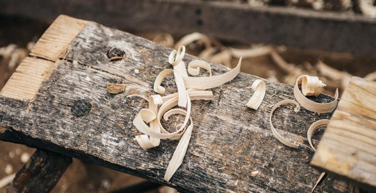 TM Wood Supply biomasa drzewna - wióry, trociny, zręby